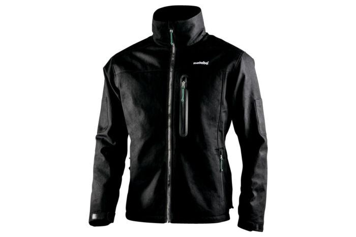 METABO HJA 14,4-18 Fűthető kabát (adapterrel - XXL ) Fekete