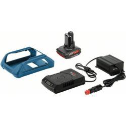 GBA 12V 2.5Ah W Akkumulátor + GAL 1830 W Vezeték nélküli töltő Autós készlet