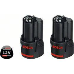 2 x GBA 12V 3.0Ah Akkumulátor