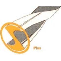 HSS-TiN fémfúró, DIN 338  3,5 x 39 x 70 mm