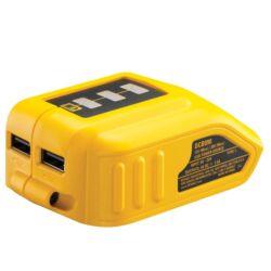 DCB090 - USB átalakító DEWALT XR-Litium-ION akkumulátorhoz