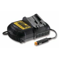 10.8V, 14.4V & 18V XR Li-Ion akkumulátor töltő, gépkocsi szivargyujtócsatlakozóval.