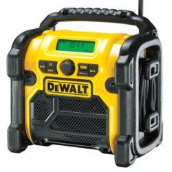 DCR020 - 10.8-18V FM/AM Digital  XR rádió, hálózati/akku (akku nélkül szállitva)