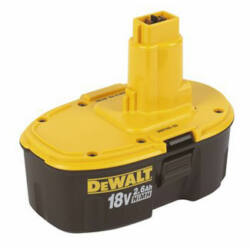 DE9503 Akkumulátor, 18,0V, 2,6Ah, NiMH