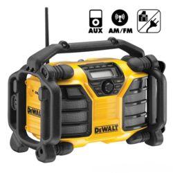 DCR016 - XR Akkumulátoros, rádió, hálózati/DW akku 18.0V-ig (akku nélkül szállitva)