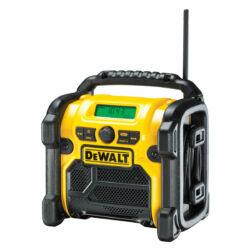 DCR019 - 10.8-18V FM/AM Compact XR rádió, hálózati/akku (akku nélkül szállitva)