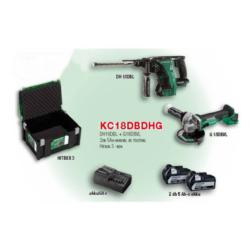 KC18DBDHG akkus gépcsomag