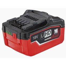 LiHD 18 V  5,5 Ah  új - Akkuegység 1 db