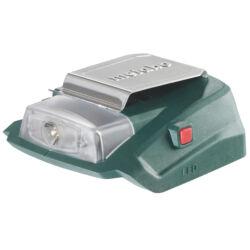 Power-Adapter PA 14,4-18 LED -USB - Töltő csatl.