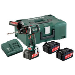 BS 18 LTX Impuls Szett -3 x 4,0 Ah Li-Power