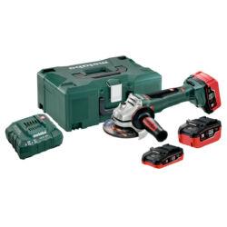 WB 18 LTX BL 125 Quick LiHD Sarokcs.Szett (2x LiHD 5,5Ah+1x LiHD 3,5Ah,ASC 30-36,MetaLoc)