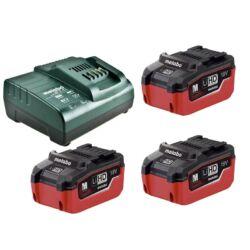 Basic szett 3 x 18 V -LiHD 5,5 Ah